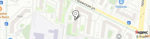 Энергия на карте Кудрово