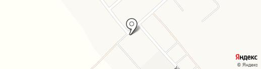 Дачная на карте Дачного