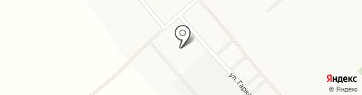 Дачная, экспериментальная база на карте Дачного