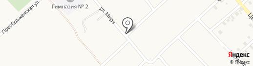 Илона на карте Дачного