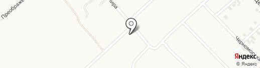 Эдем на карте Дачного