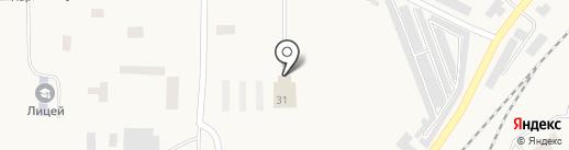 Спортивный клуб дзюдо и самбо на карте Великодолинского