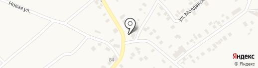 Прораб на карте Дачного