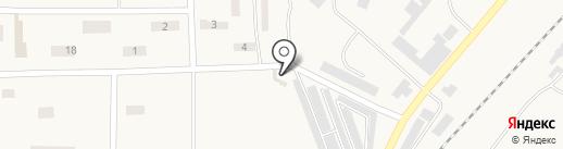 Серый гусь на карте Великодолинского