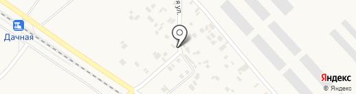 Ветеринарный центр на карте Дачного