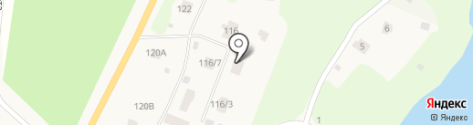 HONKA на карте Токсово