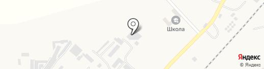 Марико на карте Великодолинского