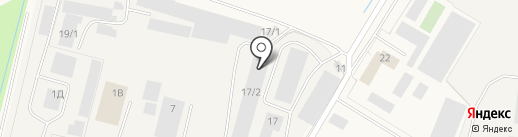 Торговый дом Техника для склада на карте Янино 1