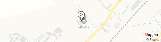 Общеобразовательная школа №2 I-III ступеней на карте Великодолинского