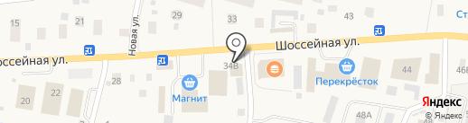 ВелоДрайв на карте Янино 1