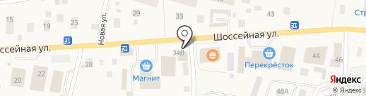 Магазин белорусских продуктов на карте Янино 1