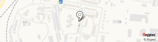 Триада Дэ на карте Великодолинского