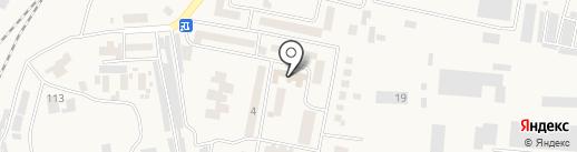 Катюша на карте Великодолинского