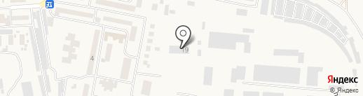 Агро-Граунд на карте Великодолинского