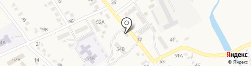 Участковый пункт милиции Беляевского районного отдела ГУМВД Украины в Одесской области на карте Великого Дальника