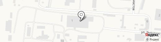 Моримото & Ко на карте Великодолинского