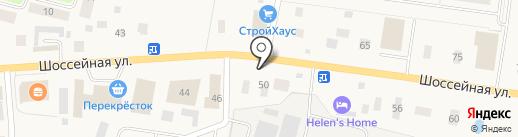 OdinShag на карте Янино 1