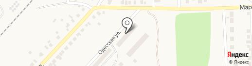 Нотариус Русинова А.Е. на карте Великодолинского