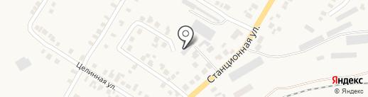 Великодолинский пункт ветеринарной медицины на карте Великодолинского