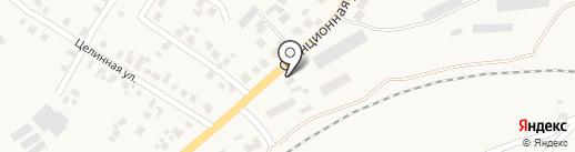 Женева на карте Великодолинского