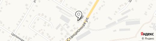 Продуктовый магазин на карте Великодолинского