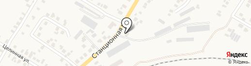 Три еврея на карте Великодолинского