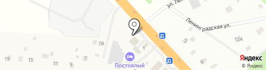 Бистро на карте Яма-Ижоры