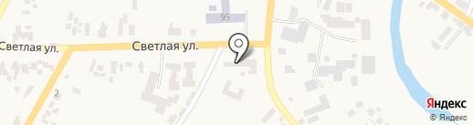 Ощадбанк на карте Великодолинского