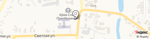 Булкин на карте Великодолинского