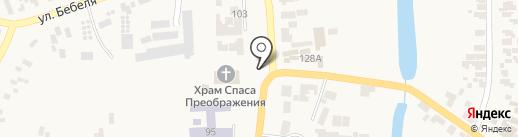 Благо на карте Великодолинского