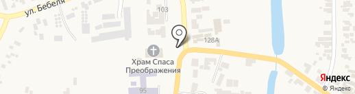 Хороший, ПО на карте Великодолинского