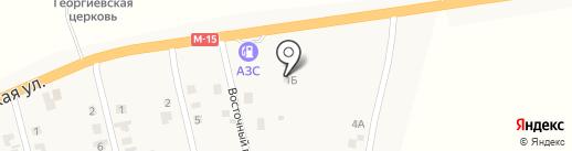 Cure Truck на карте Великого Дальника