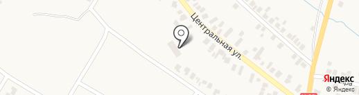 Центральный на карте Великодолинского