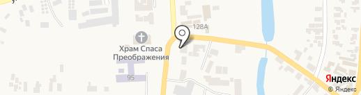Будьте здоровы на карте Великодолинского