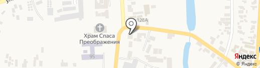 Farmacia на карте Великодолинского