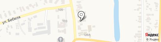 Банкомат, КБ ПриватБанк, ПАО на карте Великодолинского
