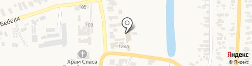 Eva на карте Великодолинского
