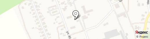 Библиотека на карте Холодной Балки