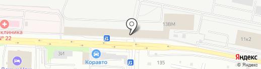 Альтернатива+ на карте Санкт-Петербурга