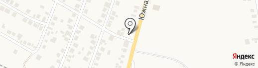 Аптека №1 на карте Великодолинского