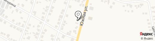 Анубис на карте Великодолинского