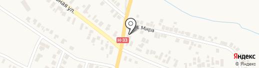 Эдельвейс на карте Великодолинского