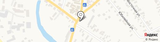 АТБ на карте Великодолинского
