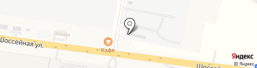 УМ-85 на карте Янино 1