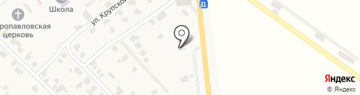 Карлетон на карте Новой Долины