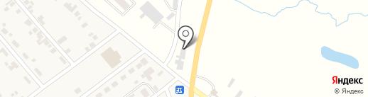 Щедрий кошик на карте Новой Долины