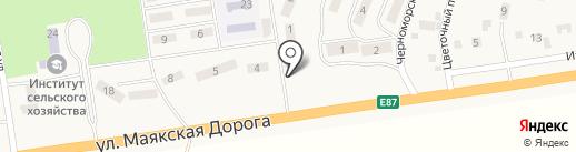 Многопрофильный центр на карте Хлебодарского