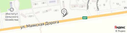 Терминал самообслуживания, КБ ПриватБанк, ПАО на карте Хлебодарского
