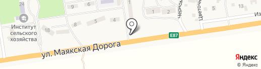 Банкомат, КБ ПриватБанк, ПАО на карте Хлебодарского