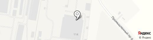 Металлокомплект-М на карте Янино 1